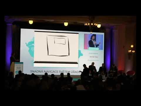 Snímek z videa Snadná navigace světem úřadů – Blok I – Nový portál občana
